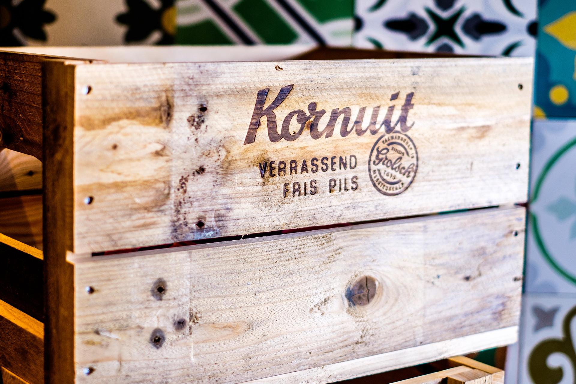 fabriquer une caisse en bois avec palette