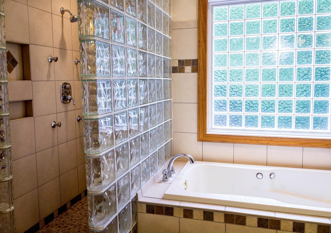 aménagement d'une petite salle de bain